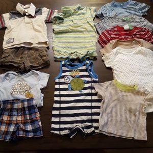 BUNDLE 6-9 mo. Baby Boy Clothes